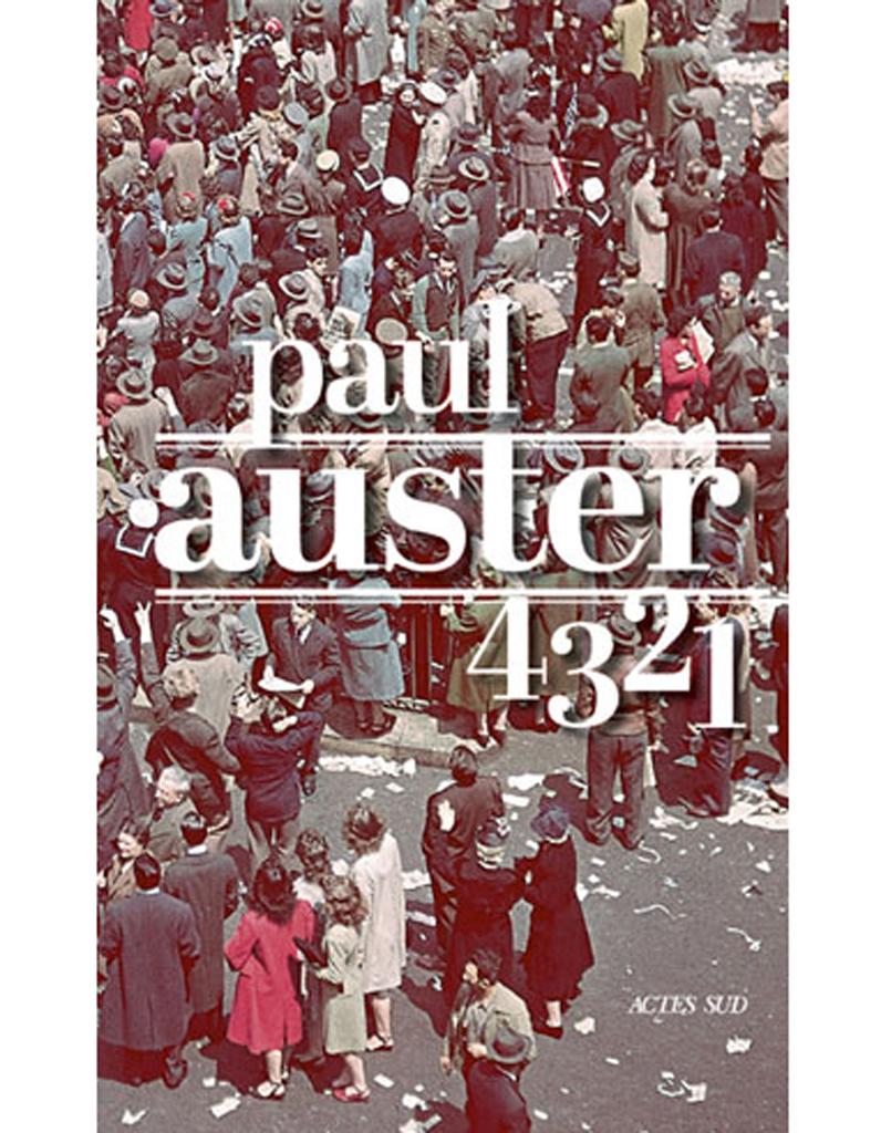 4321-de-Paul-Auster-Actes-Sud